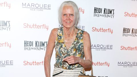 """Heidi Klum may have won Halloween this year. The """"Project Runway"""" host attended her 14th Annual Halloween Party in New York City dressed as an elderly version of herself and she nailed it. Here are some other celebs who got into the spirit."""