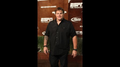 Incognito arrives on the red carpet for ESPN The Magazine's NEXT Party in February 2011.