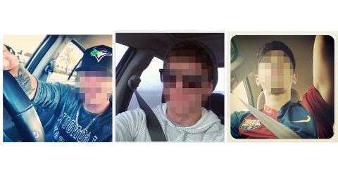 Young drivers are taking self-portraits of themselves while at the wheel and posting to social networks with hashtags like #drivingselfie.