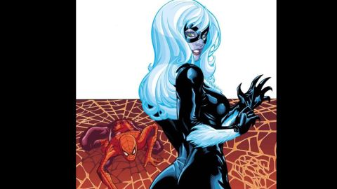 Felicia Hardy, the Black Cat, made her first appearance in Marvel comics in 1979.