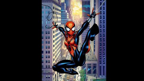 May Parker, Marvel's Spider-Girl, made her first appearance in 1998.