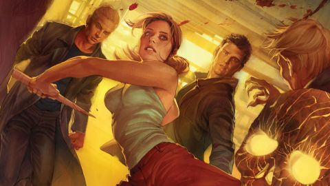 Dark Horse comics' Buffy the Vampire Slayer made her first appearance in 1998.