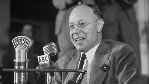 Sen. Robert A. Taft  is one of three Tafts to represent Ohio in the U.S. Senate.