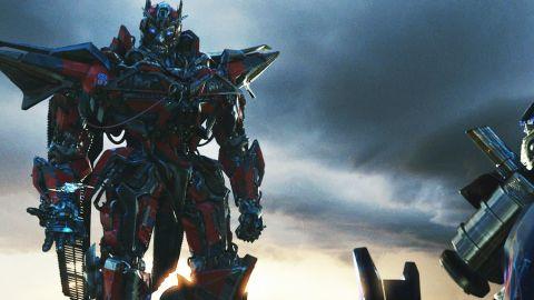 """Transformers: Dark of the Moon"" (2011)"