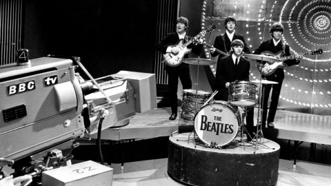 """<strong>The Beatles performed on Johnny Carson's """"Tonight Show."""" </strong>Lennon and McCartney <a href=""""http://www.beatlesinterviews.org/db1968.05ts.beatles.html"""" target=""""_blank"""" target=""""_blank"""">did visit """"Tonight"""" on May 14, 1968</a>, but they didn't perform -- and the guest host for the evening was Joe Garagiola. Ed McMahon was around, though."""