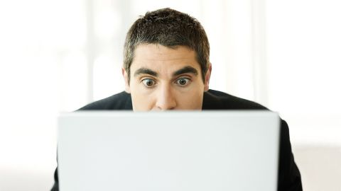 Between 50 and 90% of people who work in front of a computer screen have some symptoms of eye trouble, studies show.
