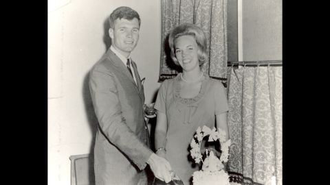"""Turner remarried in 1964, to Jane """"Janie"""" Smith. The two had three children together -- Beau, Rhett and Jennie -- and were married for more than 20 years."""