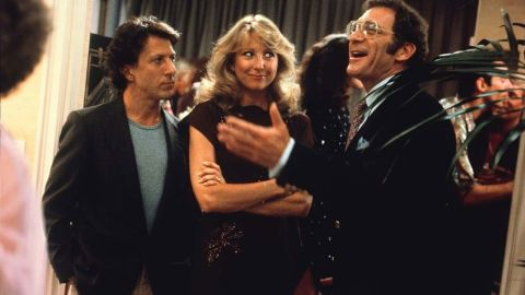 """Actress Teri Garr was diagnosed with multiple sclerosis in 1999. Garr might be best known for her roles in the iconic 1980s films """"Mr. Mom"""" and """"Tootsie."""""""