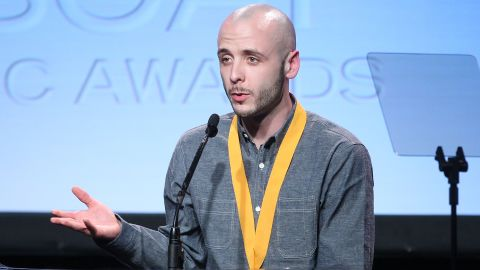 """Noah """"40"""" Shebib, a Canadian hip-hop producer who has collaborated with artists such as Drake and Lil Wayne, was diagnosed with multiple sclerosis in his early 20s."""