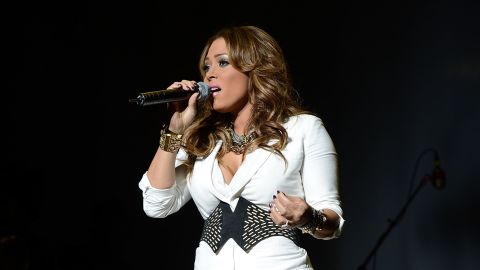 Ten years ago, singer Tamia Hill was diagnosed with multiple sclerosis. She has recorded four albums since.
