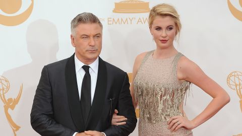 """Baldwin and his daughter model Ireland Baldwin appear to have a close relationship now. But in 2007, a voicemail was leaked of the actor yelling at the then-11-year-old and calling her a """"rude, thoughtless little pig."""""""