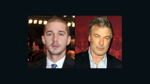 """In April 2013, the actor had a dust-up related to Shia LeBeouf, who was reportedly fired from a Broadway production of """"Orphans"""" <a href=""""http://popwatch.ew.com/2013/04/03/alec-baldwin-shia-labeouf-orphans?cnn=yes"""" target=""""_blank"""" target=""""_blank"""">after clashing with Baldwin. </a>LaBeouf told late night host David Letterman that the two <a href=""""http://popwatch.ew.com/2013/04/02/shia-labeouf-alec-baldwin-feud-david-letterman?cnn=yes"""" target=""""_blank"""" target=""""_blank"""">""""had tension as men.""""</a>"""