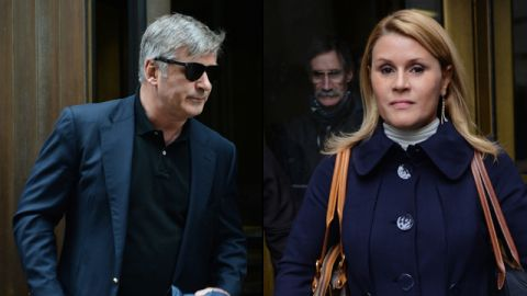 """In October 2013, Baldwin<a href=""""http://www.preview.cnn.com/2013/11/13/showbiz/alec-baldwin-stalking-case/index.html""""> testified against Genevieve Sabourin</a>, who was accused of stalking the actor. She claimed the pair had a relationship."""