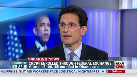 exp Lead intv full Eric Cantor Obamacare Iran_00013206.jpg