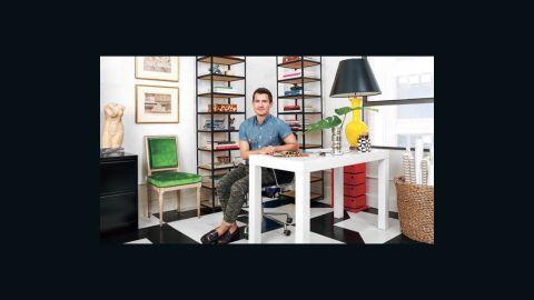 Meet Nick Olsen, the decor doctor.