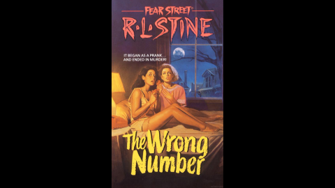 """""""When we first started doing the teen horror novels, I wasn't allowed to kill anyone,"""" Stine said. """"We started getting bolder, one per book, maybe two or three. Then, it's a bloodfest."""" Click through the rest of our gallery to see more fan favorite """"Fear Street"""" covers:"""