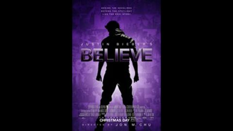 """We're guessing there are several parents who will be wrapping up tickets to Justin Bieber's latest documentary as gifts this season. """"Believe,"""" strategically lined up for Christmas Day, is a documentary on Bieber's rise as directed by Jon M. Chu. (Release date: December 25)"""