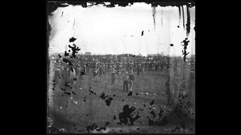 """The famous speech, which starts with """"Four score and seven years ago,"""" was delivered four months after Union forces defeated the Confederacy at the Battle of Gettysburg. That battle was considered a turning point of the Civil War."""