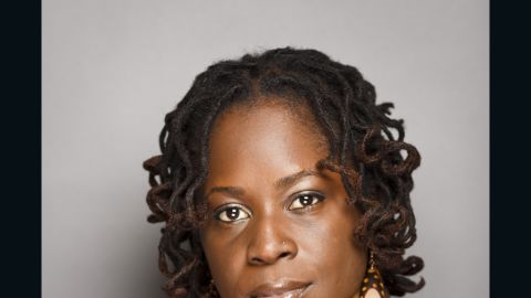 """Yaba Blay, Ph.D, is the author of """"(1)ne Drop: Shifting the Lens on Race""""."""