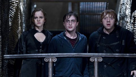 """The <strong>Harry Potter</strong> movies, starring Emma Watson, Daniel Radcliffe and Rupert Grint, generally rate well in the """"Movie Guide,"""" with the worst (2½ stars) being the first two Chris Columbus-directed entries, and the best (3½) noted as """"Goblet of Fire."""" """"Goblet"""" is """"by far the most intense installment of the series,"""" the """"Movie Guide"""" says."""