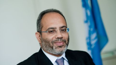 Carlos Lopes, United Nations Economic Commission for Africa.