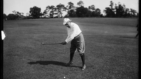 """Warren G. Harding was an avid golfer. Golf courses in <a href=""""http://www.golf.lacity.org/cdp_harding.htm"""" target=""""_blank"""" target=""""_blank"""">Los Angeles</a> and <a href=""""http://www.tpc.com/tpc-harding-park"""" target=""""_blank"""" target=""""_blank"""">San Francisco</a> were named after him."""