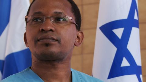 The young doctor received five years of training in Israel before heading back to Tanzania to help save the lives of children in need.