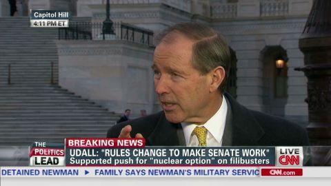 Lead intv senator Tom Udall nuclear option_00012106.jpg
