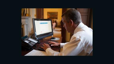 House Speaker John Boehner has enrolled in Obamacare.