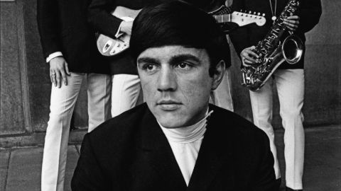The Dave Clark Five photographed in the summer of 1963. The band became so popular that U.S. president Lyndon B. Johnson frogmarched them up the steps of Air Force One -- so <em>he</em> could get <em>their</em> autographs.