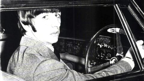 """Other famous owners of the car include Joan Collins, Pablo Picasso and Frank Sinatra. """"The fact that a car was previously owned by a celebrity will more often than not push the value up, but of course it depends on who the celebrity is,"""" says Bonham's spokesperson Chloe Ashby."""