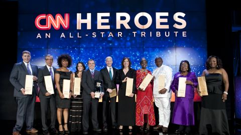 This year's top 10 CNN Heroes will receive free nonprofit training from the Annenberg Foundation.