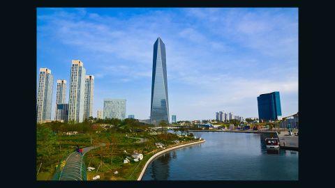 Songdo International Business District, South Korea.