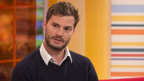 """Jamie Dornan was late to the """"Fifty Shades"""" party, as """"Sons of Anarchy"""" star Charlie Hunnam was initially cast to play the wealthy, S&M-loving Christian Grey. After Hunnam dropped out, Dornan was picked to fill the role. An Irish model-turned-actor, Dornan is most familiar to U.S. audiences for his work on ABC's """"Once Upon a Time."""""""