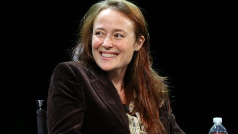 """For the part of Ana Steele's mom, Carla, """"Fifty Shades"""" picked Tony-winner Jennifer Ehle, who recently starred in """"RoboCop"""" and """"Zero Dark Thirty."""""""