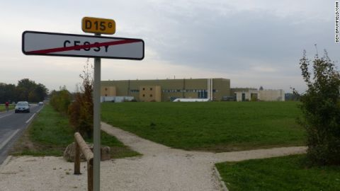 The facility for the CMS experiment is located in Cessy, France.