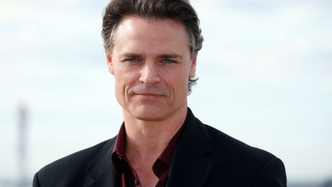 """To fill the role of Anastasia Steele's stepfather, Bob Adams, """"Fifty Shades"""" turned to """"Arrow"""" star Dylan Neal. If you're a Hallmark Channel fan, you'll also recognize Neal from """"Cedar Cove,"""" which he stars in with Andie MacDowell."""
