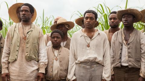 """<strong>Best motion picture, drama: </strong>""""12 Years a Slave"""""""