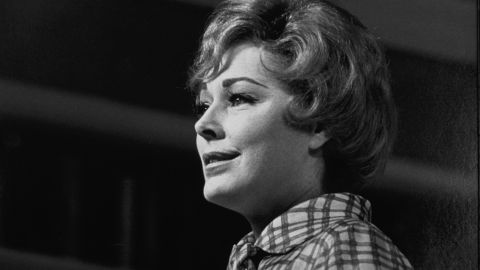 """Actress <a href=""""http://www.cnn.com/2013/12/09/showbiz/eleanor-parker-obit/index.html"""">Eleanor Parker</a>, nominated for three Oscars and known for her """"Sound of Music"""" role, died on December 9, her family said. She was 91."""