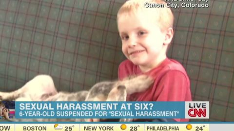 6 year old suspended for sexual harassment Wallace Newday _00001013.jpg