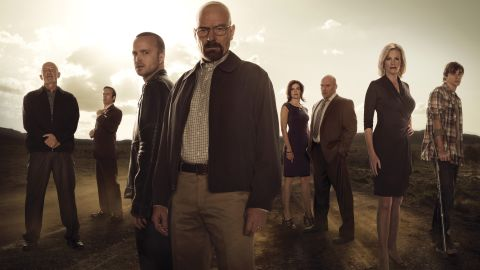 """<strong>Winner: """"Breaking Bad"""" </strong>-<strong> </strong>Former chemistry teacher Walter White went out on his own terms -- and so did """"Breaking Bad"""" creator Vince Gilligan, who proved that endings can be both sad, gratifying and timely."""