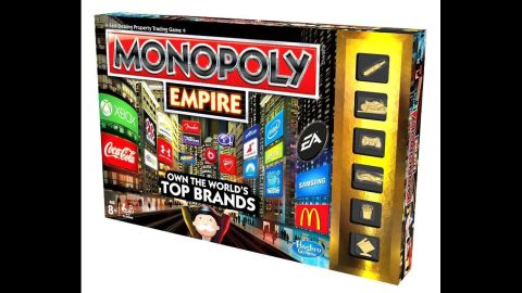 Monopoly Empire by Parker Brothers in 2013. More than 275 million games have been sold worldwide, and it's available in 111 countries, in 43 languages.