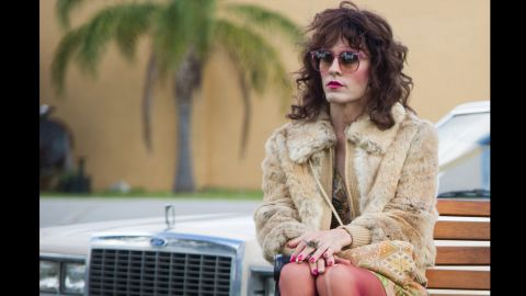 """<strong>Best supporting actor nominees: </strong>Jared Leto in """"Dallas Buyers Club"""" (pictured), Barkhad Abdi in """"Captain Phillips,"""" Bradley Cooper in """"American Hustle,"""" Michael Fassbender in """"12 Years a Slave"""" and Jonah Hill in """"The Wolf of Wall Street"""""""