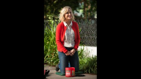 """<strong>Best actress in a TV series, musical or comedy:</strong> Amy Poehler, """"Parks and Recreation"""""""
