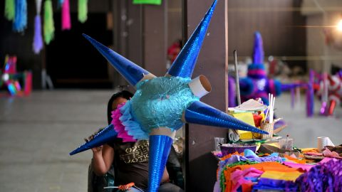 Piñatas, posadas and ponche sum up the festivities in the colorful Mexican city of San Miguel de Allende, where Christmas is a solemn and celebratory affair.