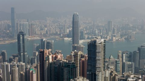 """Play """"Tetris"""" too much and it becomes hard not to gaze at a cityscape without figuring out which shapes would fit into its gaps. This is especially fun in the Tetroid heights of Hong Kong's Mid-Levels."""
