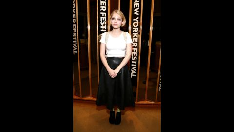 """There's been no <a href=""""http://www.cnn.com/2013/01/02/showbiz/celebrity-news-gossip/tavi-gevinson-profile/"""">shortage of ink written </a>on Tavi Gevinson, the wunderkind founder and editor-in-chief of the <a href=""""http://rookiemag.com/"""" target=""""_blank"""" target=""""_blank"""">online magazine, Rookie</a>. In her 2012 <a href=""""http://www.ted.com/talks/tavi_gevinson_a_teen_just_trying_to_figure_it_out.html"""" target=""""_blank"""" target=""""_blank"""">TEDtalk on feminism</a>, she spoke about women in media: """"What makes a strong female character is a character who has weaknesses, who has flaws, who is maybe not immediately likable, but eventually relatable."""""""