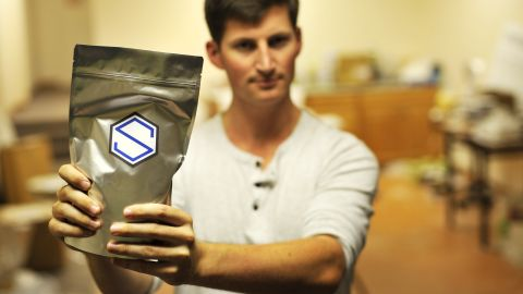 """Soylent creator and CEO Rob Rhinehart says he'd like to take on world hunger, """"but we have to be profitable first."""""""