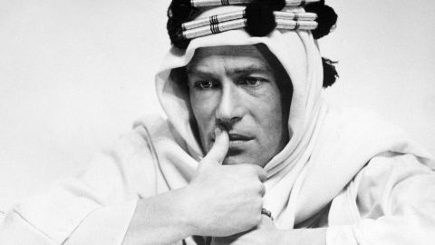 """Actor <a href=""""http://www.cnn.com/2013/12/15/showbiz/peter-otoole-obit/index.html"""">Peter O'Toole</a>, best known for playing the title role in the 1962 film """"Lawrence of Arabia,"""" died on December 14. He was 81."""
