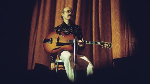 """Jazz guitarist <a href=""""http://www.cnn.com/2013/12/11/showbiz/guitarist-jim-hall-obit/index.html"""">Jim Hall</a>, who played with the jazz greats of the 20th century and influenced the younger ones, died December 10, his family said. He was 83."""